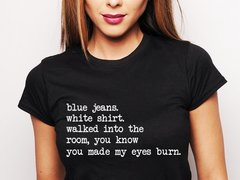 Tricou Eyes Burn